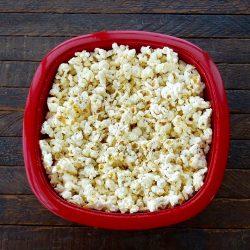Salted Truffle Popcorn