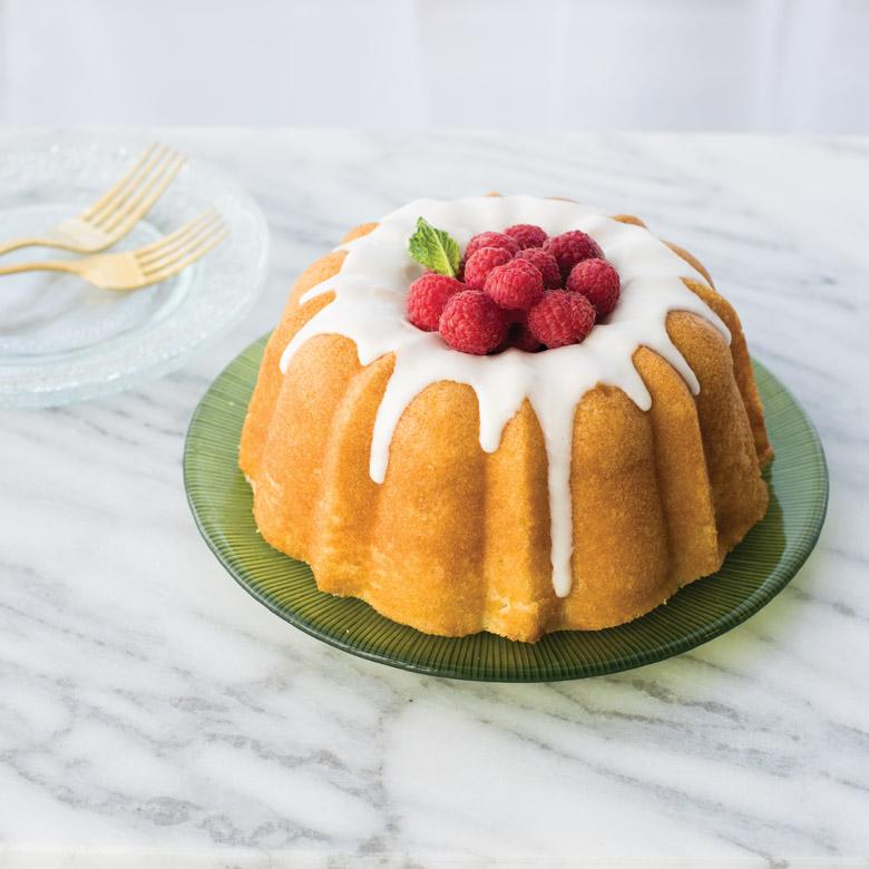 Yellow Cream Cake