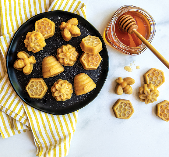Busy Bee Bitelet Pan