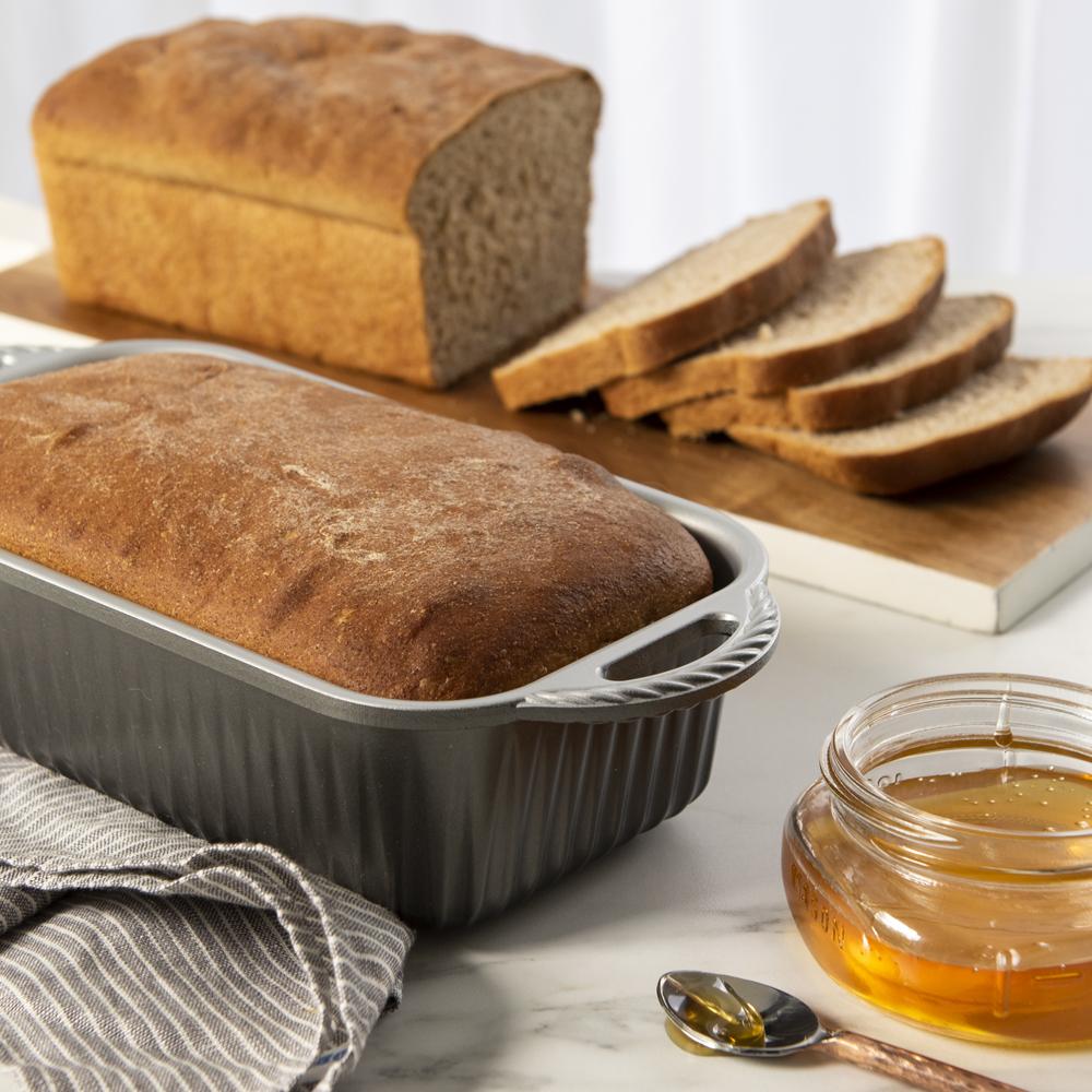 Whole Wheat Honey Batter Bread