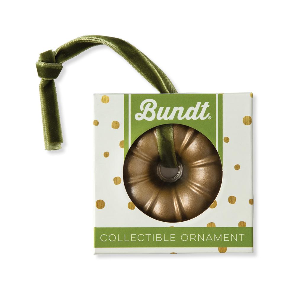 Bundt® Collectible Ornament